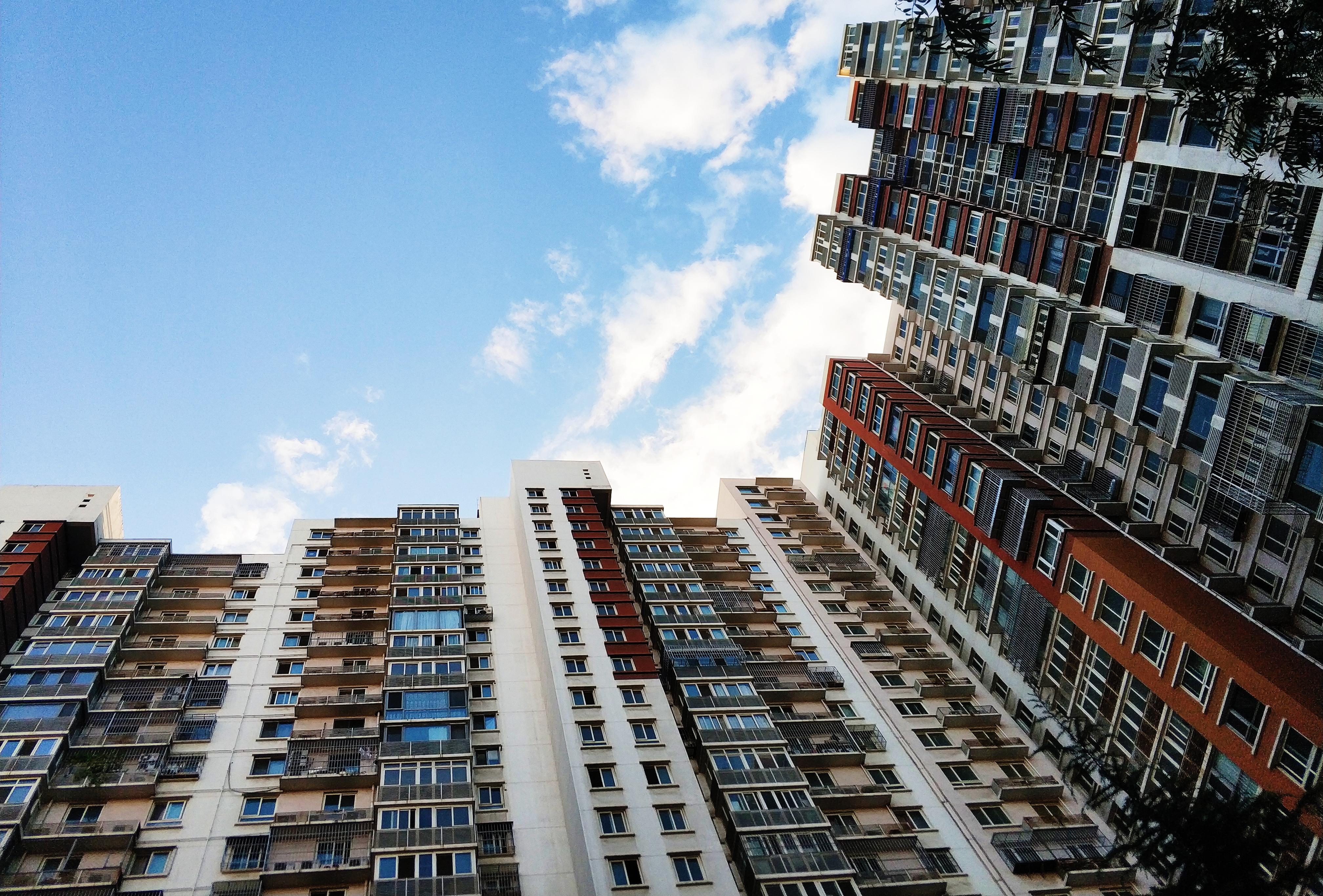 北京的蓝天